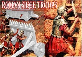Orion ORI72008 Roman siege troops