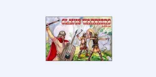 Orion ORI72028 Slavic warriors, 6.-8. century