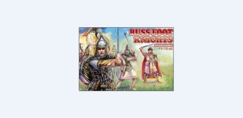 Orion ORI72031 Russ foot knights, 11.-13. century