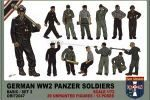Orion ORI72047 WWII German panzer soldiers, set 2