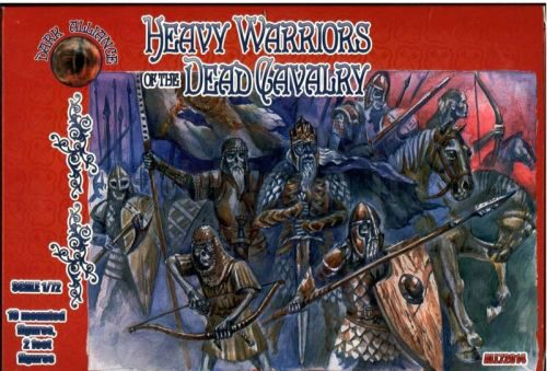ALLIANCE ALL72014 Heavy warriors of the Dead Cavalry