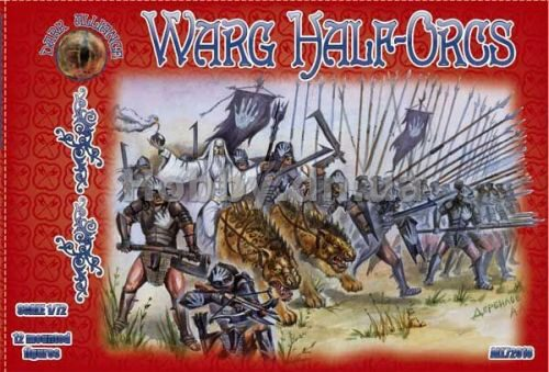 ALLIANCE ALL72018 Warg Half-Orcs