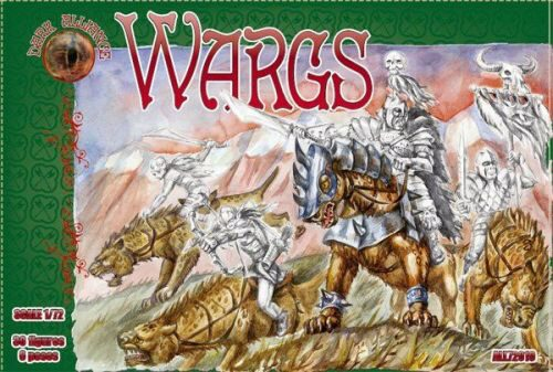 ALLIANCE ALL72019 Wargs