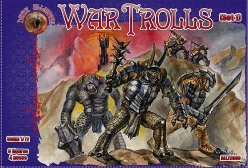 ALLIANCE ALL72030 War Trolls, Set 1
