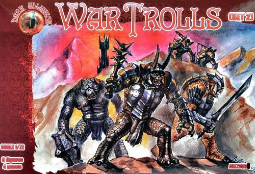 ALLIANCE ALL72031 War Trolls, set 2
