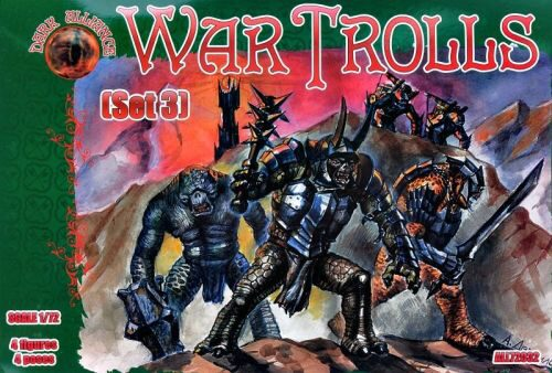 ALLIANCE ALL72032 War Trolls, set 3