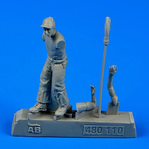 Aerobonus 480.110 U.S.Army aircraft mechanic WWII-PacificT