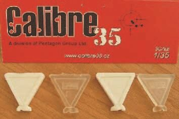 Calibre FP 008 Footprints French WW II Boots