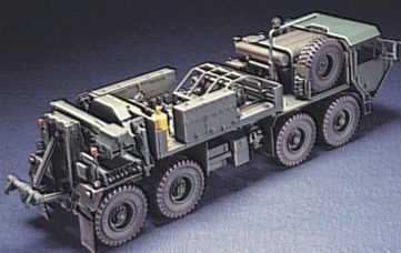 Hobby Fan HF007 M98A1 Recovery vehicle conversion