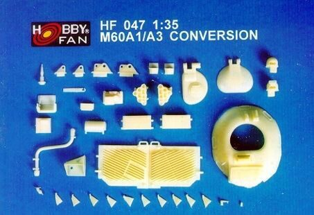 Hobby Fan HF047 M60A1/A3 Conversion