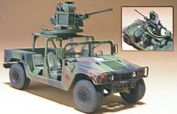 Hobby Fan HF050 R.O.C Hummer T75 20m/m Recon Conversion