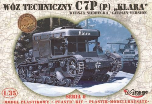 Mirage Hobby 35902 Bergepanzer Klara C7P Beuteversion
