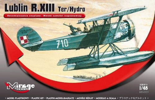 Mirage Hobby 485003 Lublin R.XIII Ter/Hydro Rec. seaplane