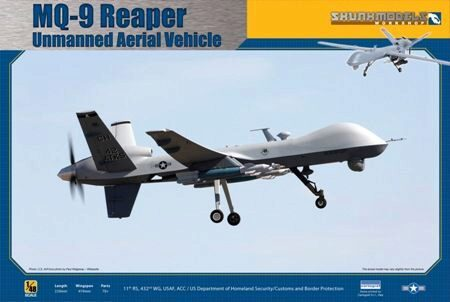 SKUNKMODEL Workshop SW-48013 MQ-9 REAPER