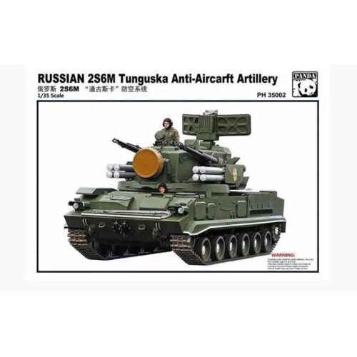 PANDA Hobby PH35002 2S6M  Anti aircraft