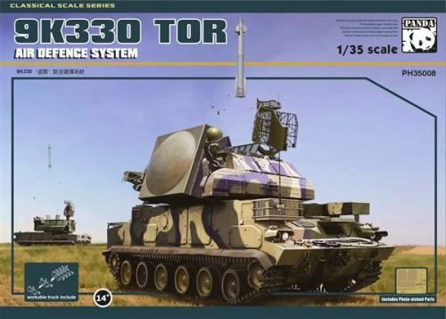 PANDA Hobby PH35008 9K330 Tor Air Defence System