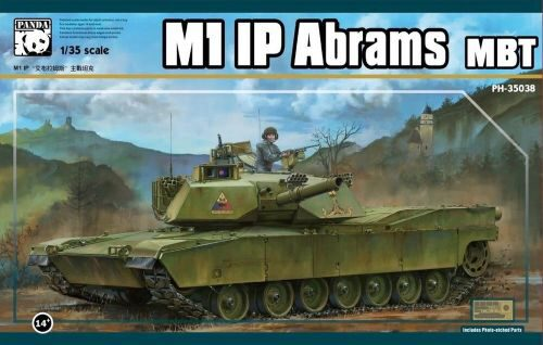 "PANDA Hobby PH35038 M1 IP ""Abrams"" MBT"
