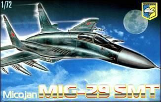 Kondor KO7203 MiG-29 SMT Soviet multipurpose fighter