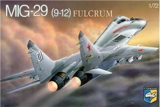Kondor KO7210 MiG-29 (9-12) Soviet prototype fighter
