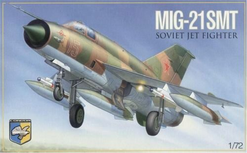 Kondor KO7214 MiG-21 SMT Soviet multipurpose fighter