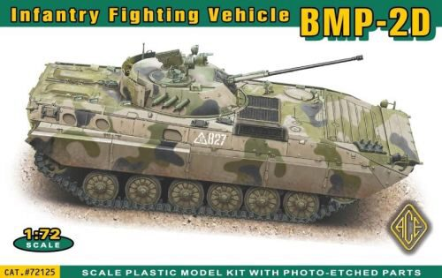 ACE 72125 BMP-2D Infantry Fighting vehicle