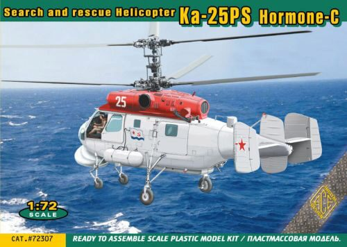 ACE 72307 Ka-25PS Hormone-C Search a.recue Helicop