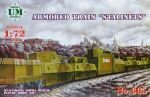 "Unimodels UMT665 Armored train ""Stalinets"""