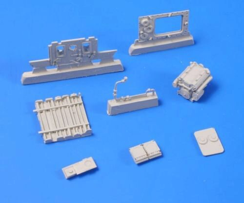 CMK 2047 Sd.Kfz. 173 Jagdpanther Engine set