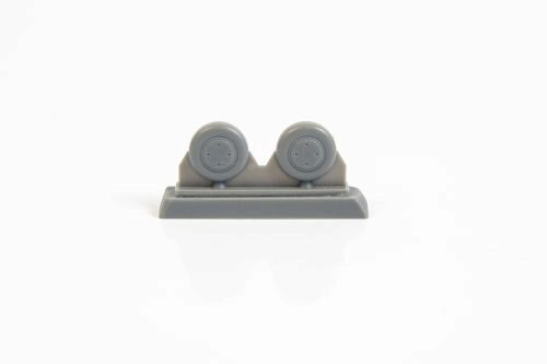 CMK 129-Q72260 Brewster Buffalo-Main Wheels Set