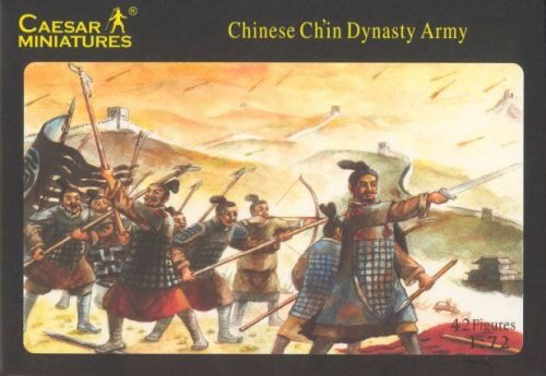 Caesar Miniatures H004 Chinese Ch'in Dynasty Army