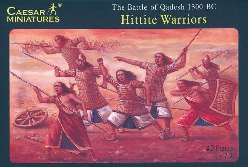 Caesar Miniatures H008 Hittite Warriors