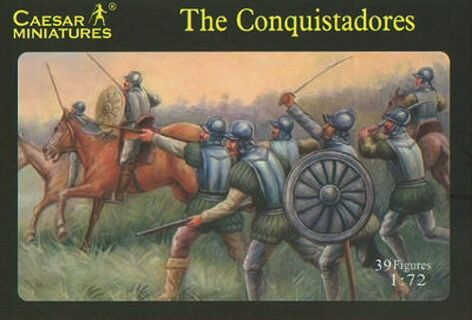 Caesar Miniatures H025 The Conquadiatores