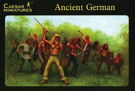 Caesar Miniatures H040 Ancient German Warriors