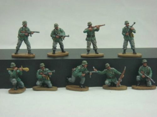 Caesar Miniatures H074 WWII Late War German Army