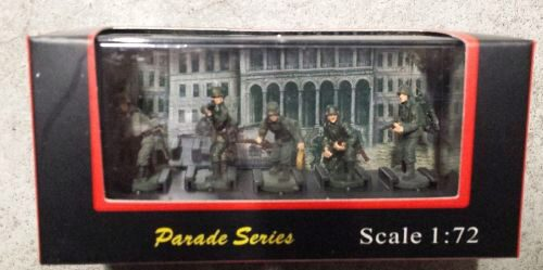 Caesar Miniatures P807 WWII German Army Set2