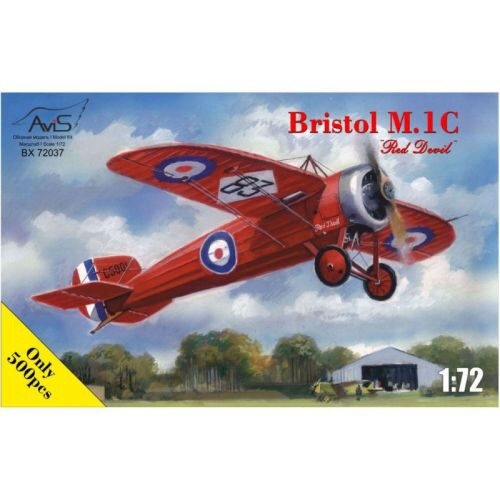 Avis AV72037 Bristol M.1C Red Devil
