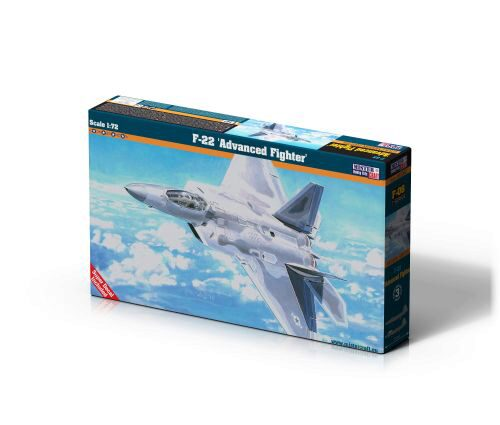 Mistercraft F-06 F-22  Advanced Fighter