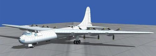 Roden 347 Convair B-36B Peacemaker (Early)