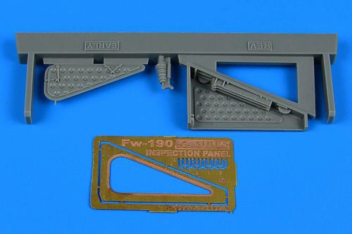 Aires 2246 Fw 190 inspection panel - early for Revell