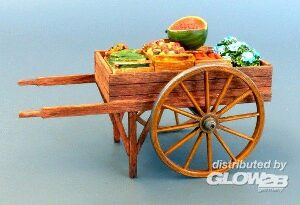 Plus model 513 Greengrocer trolley