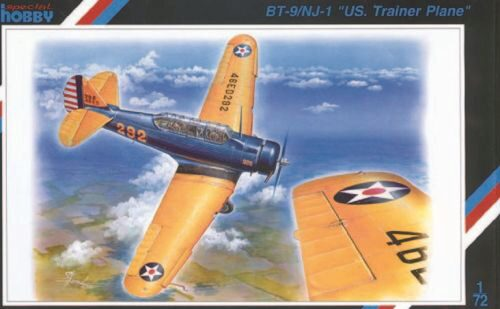 Special Hobby SH72069 North American BT-9/NJ-1 Trainer-Version