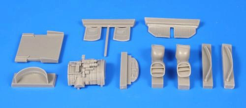 CMK 129-7336 Harrier GR.3 -1/72 Engine set