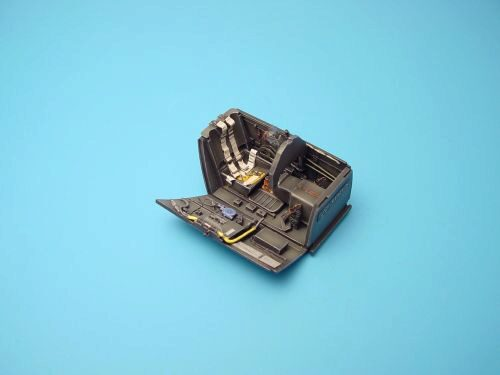 Aires 2001 Messerschmitt Bf 109G-6 Cockpit Set