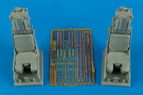 Aires 2175 SJU-17 ejection seats for F-18F/F-14D