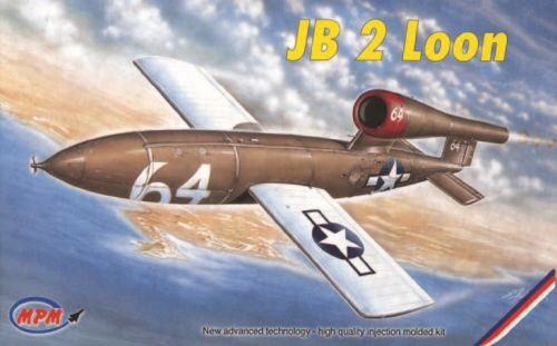 MPM 48054 Republic JB-2 Loon