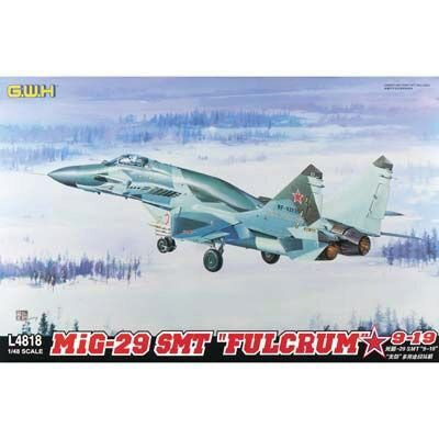 "Lion Roar-GreatwallHobby L4818 MiG-29 SMT ""Fulcrum"""