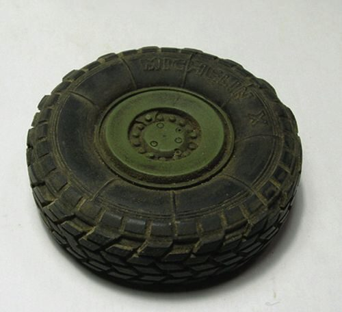 Lion Roar-GreatwallHobby LE35114 Centauro 8 x 8 RCV Resin Tire Battle Style)