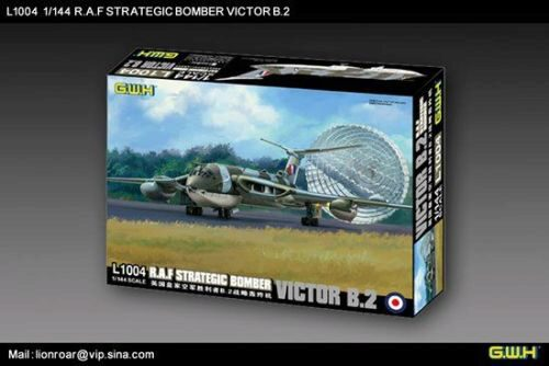 Lion Roar-GreatwallHobby L1004 R.A.F. Strategic Bomber VICTOR B2