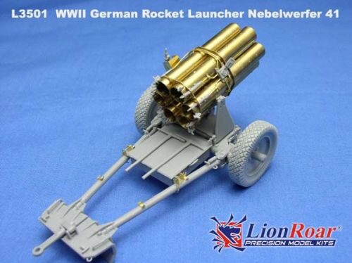 Lion Roar-GreatwallHobby L3501 150mm Nebelwerfer 41