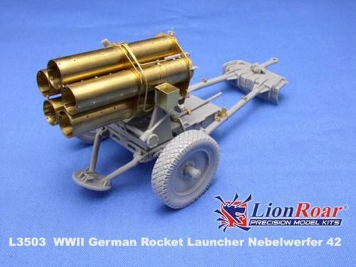Lion Roar-GreatwallHobby L3503 210mm Nebelwerfer 42
